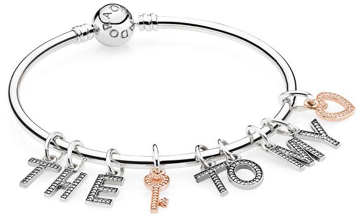 Pandora Bracelet Designer