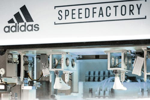 Adidas Speedfactory Produces Shoe Series Designed After The Research On Runner Demands In London Paris New York Tokyo