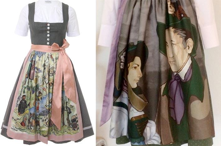 Austrian Dresses