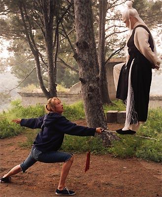 La Novia y Kill Bill